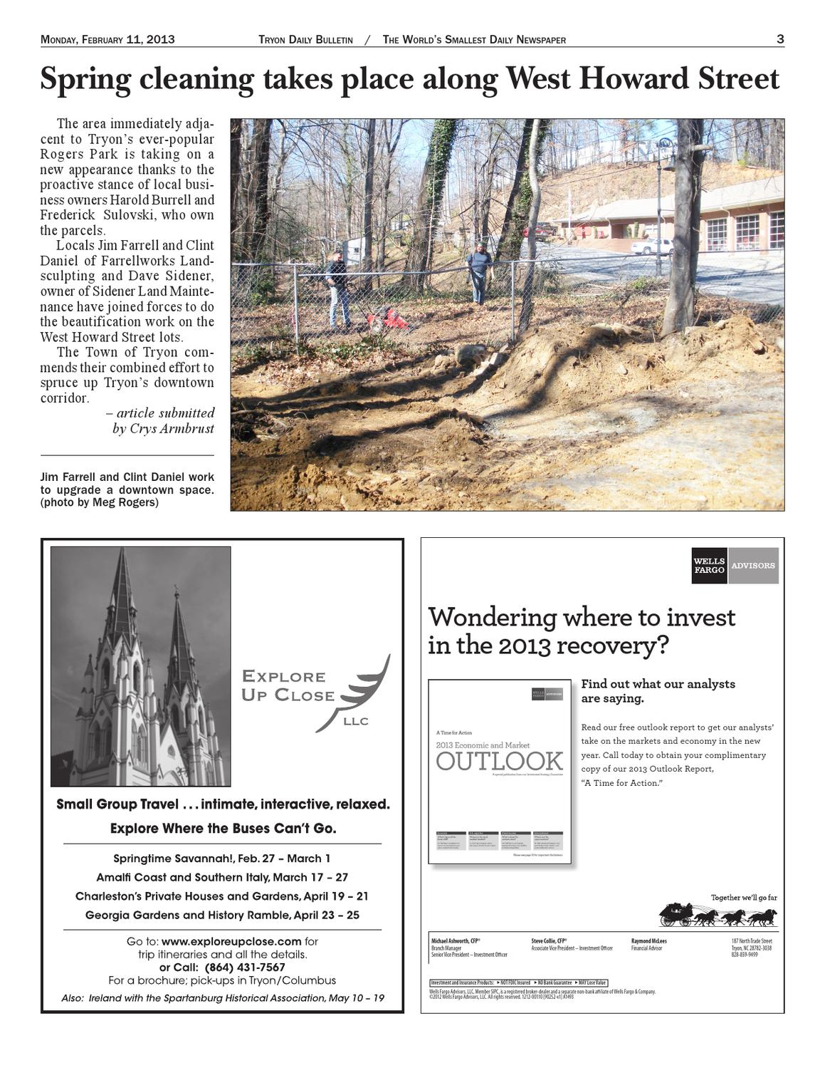 2-11-13 Bulletin by Tryon Daily Bulletin - issuu