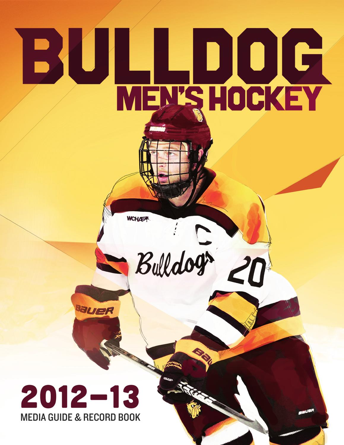 UMD Men s Hockey Media Guide 2012-13 by UMD Bulldogs - issuu 80fa6d22d