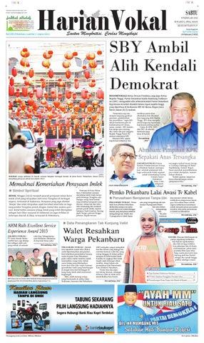 d5175269fe68 Harian Vokal edisi 9 Februari 2013  by Riau Publisher - issuu
