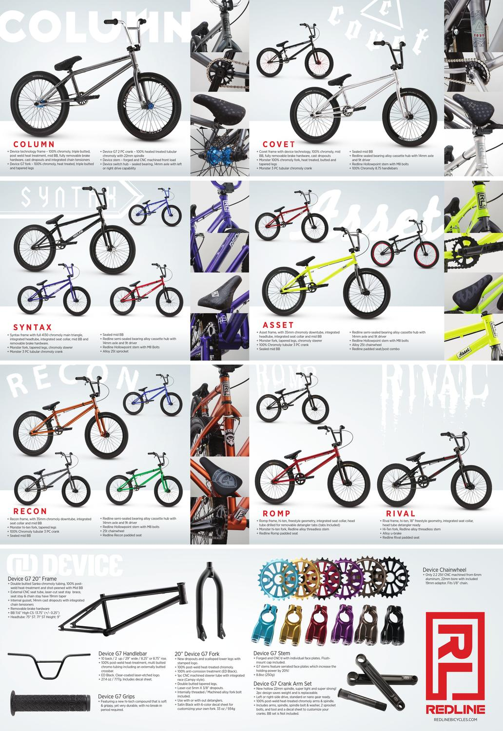2013 Redline Bmx Freestyle Poster By Redline Bicycles Issuu