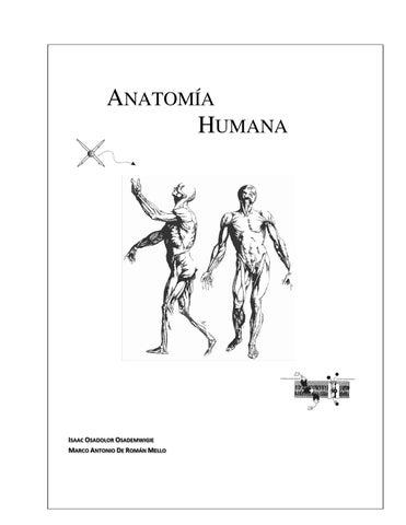 Introducción a la anatomía humana by Ingenieros Clinicos y ...