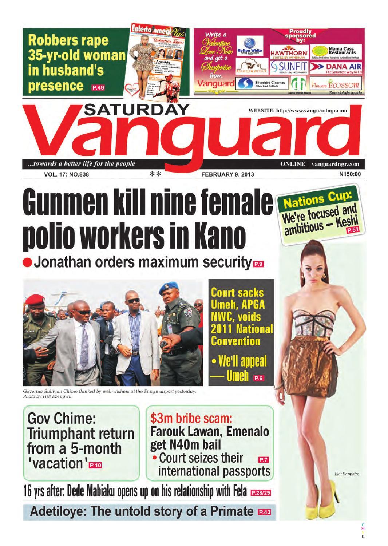 Gunmen kill nine female polio workers in Kano by Vanguard
