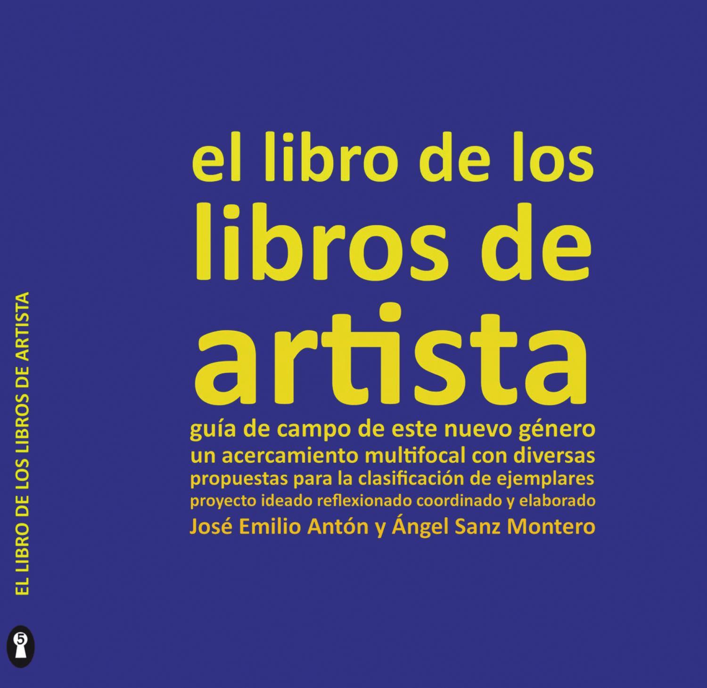 el libro de los libros de artista by lupi izquierda - issuu