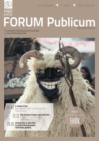fórum jövőképe térjen vissza magának