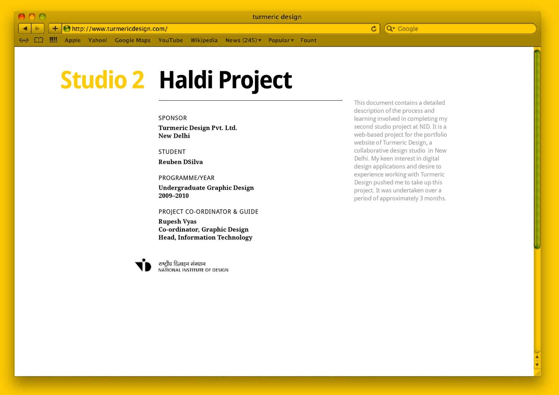 The haldi project by reuben dsilva issuu malvernweather Images