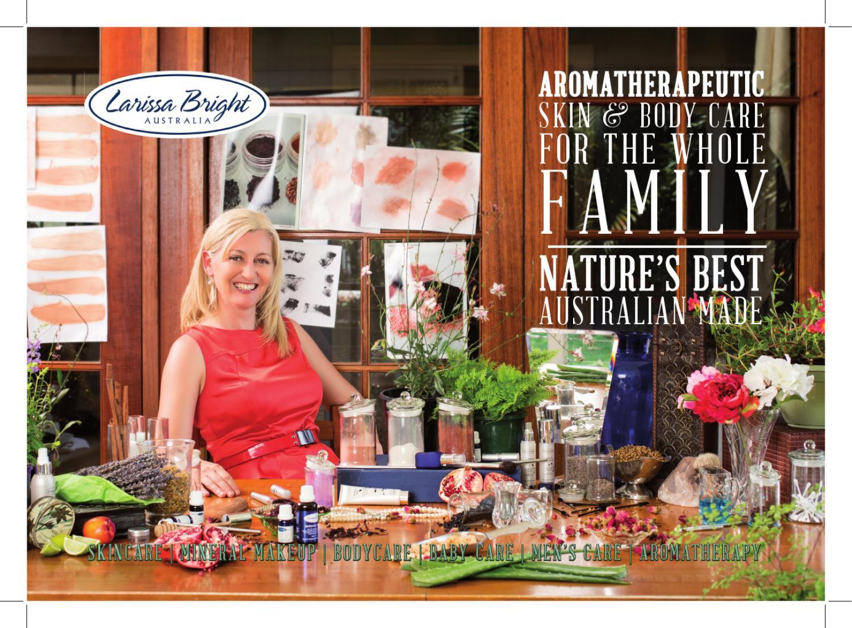 Larissa Bright Aromatherapy Australia Consumer Brochure 2013 By Hair Tonic Anti Ketombe Tea Tree Issuu