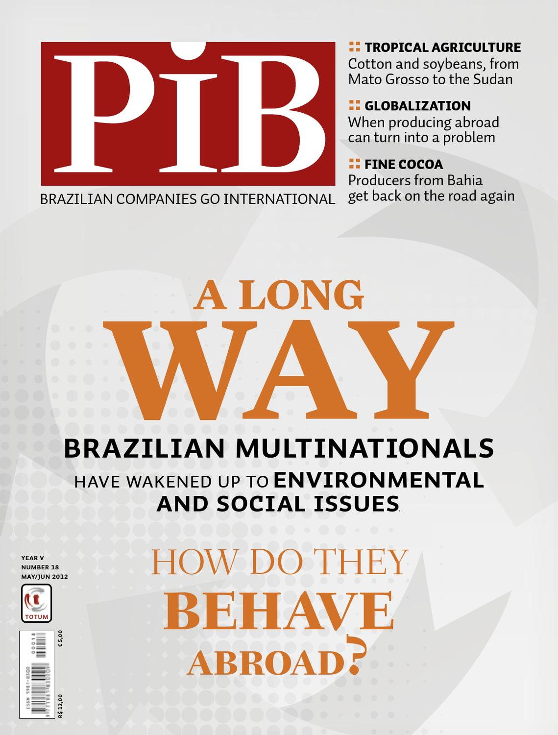 PIB Ed18 English By REVISTA