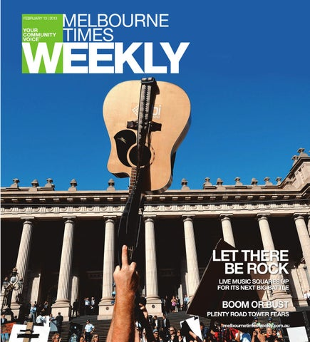 Melbourne Times Weekly By The Review