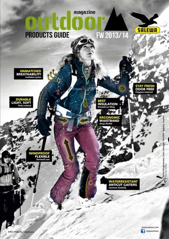 Products guide FW 13 14 by Sport Press - issuu 9357a9977958