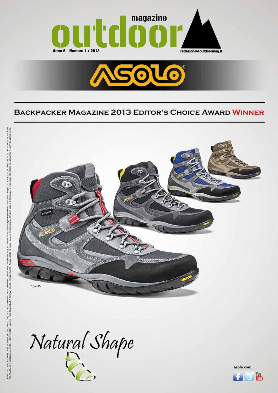 Outdoor Magazine n.1 2013 by Sport Press issuu
