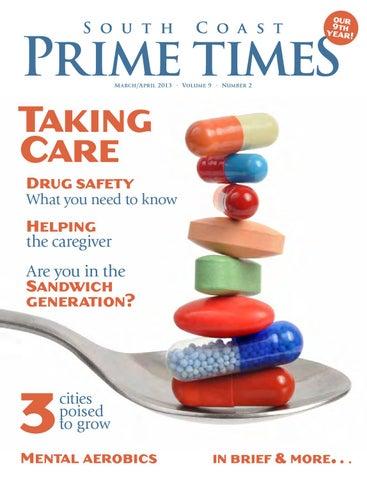 South Coast Prime Times - March-April 2013 by Coastal