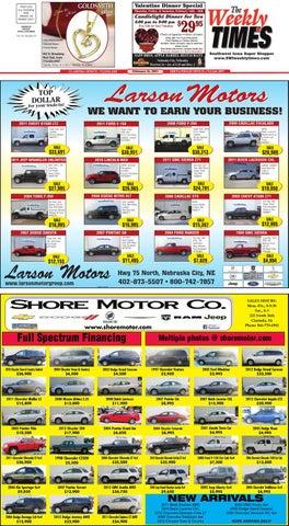 Weekly Times February 11, 2013 by SouthwestIowaNews com - issuu