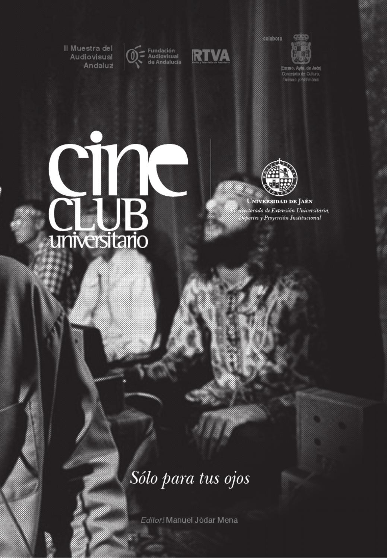 Guía cineclub Universidad de Jaén 2012/13 by secacult_uja - issuu