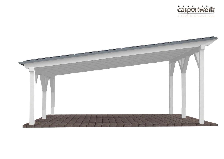 3d pultdach carport by solarterrassen carportwerk gmbh issuu. Black Bedroom Furniture Sets. Home Design Ideas