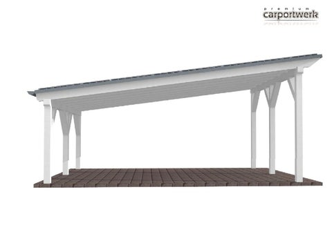3d pultdach carport by solarterrassen carportwerk gmbh issuu. Black Bedroom Furniture Sets. Home Design Ideas