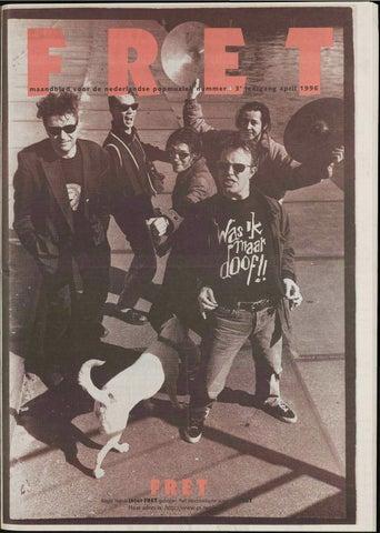 21101633c0fbce FRET Magazine nummer 4 1996 by FRET Magazine - issuu