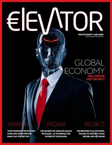 Elevator 20 By Lusso Magazine Issuu
