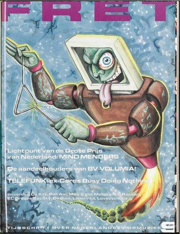 88e64cab2fa FRET Magazine nummer 9 1999 by FRET Magazine - issuu