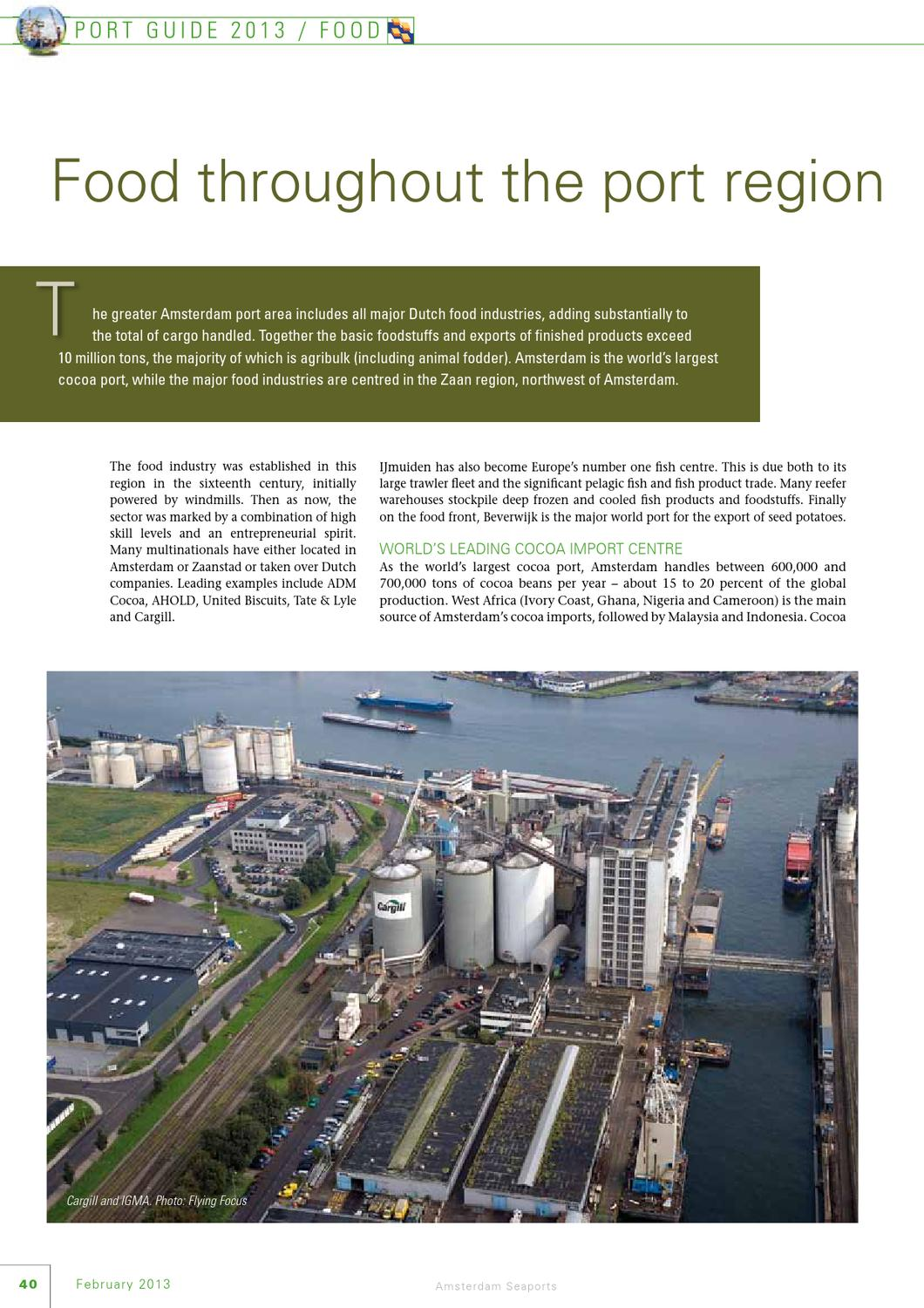 Port Guide 2013 by Amports - issuu