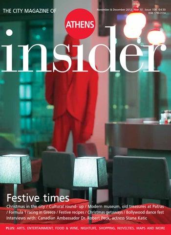 329438e52a0e Insider 106 - November   December 2012 by Insider Publications - issuu