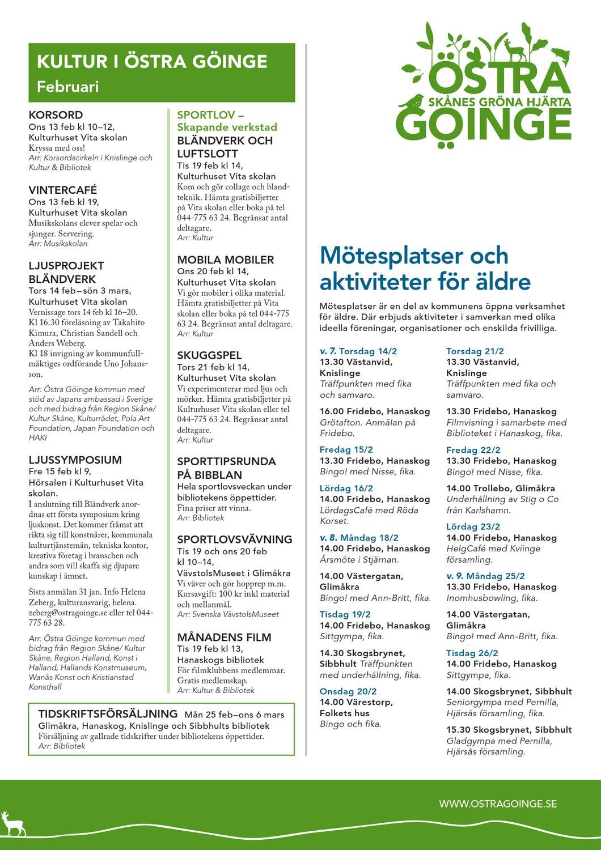 Allt om osby by Allt om Osby / Allt om Ginge - Issuu