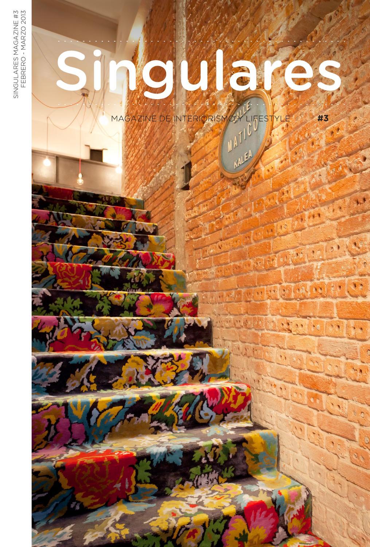 Singulares magazine 3 by singulares magazine issuu for Almacenes poveda