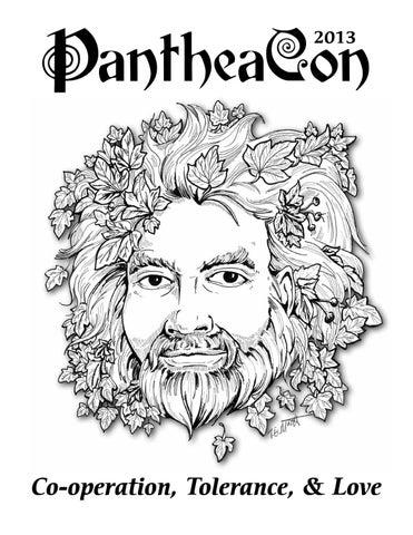 Pantheacon 2013 Program Book By Jamie Buschbaum Issuu