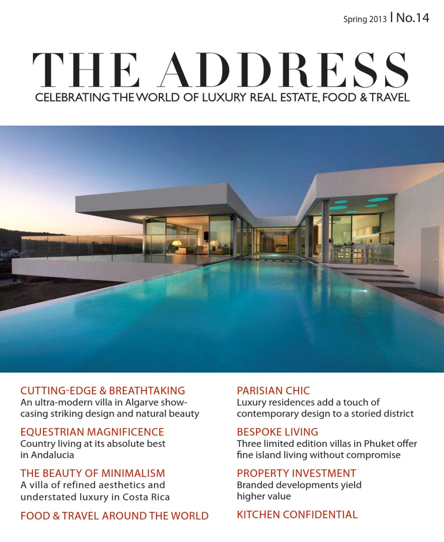 THE ADDRESS Magazine No14 by Select International CB - issuu
