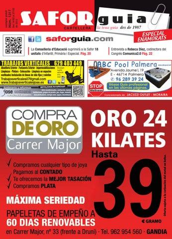 632fc4b39 Edición del 14 al 27 de febrero de 2013 by Safor Guia - issuu