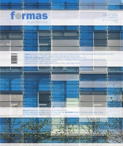 Formas de proyectar 4 by formas de proyectar ediciones s for Paginas de construccion y arquitectura