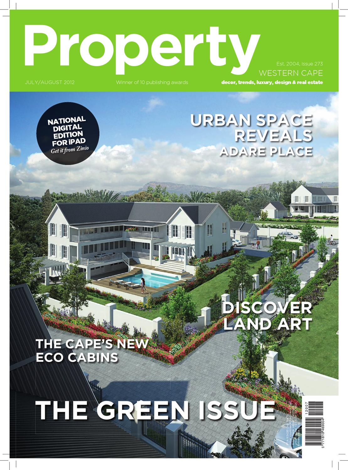 The Property Magazine - Western Cape July/August 2012 by