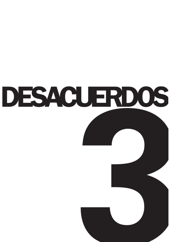 Desacuerdos 3 by Museo Reina Sofía - issuu