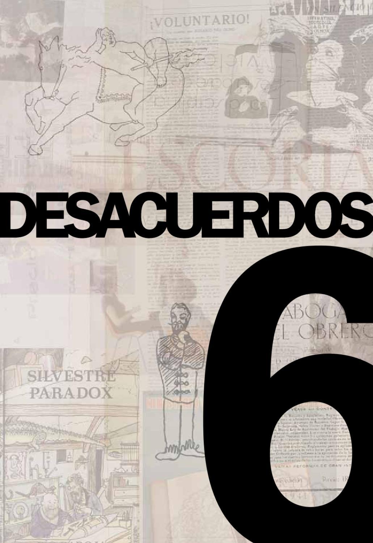 Desacuerdos 6 by Museo Reina Sofía - issuu