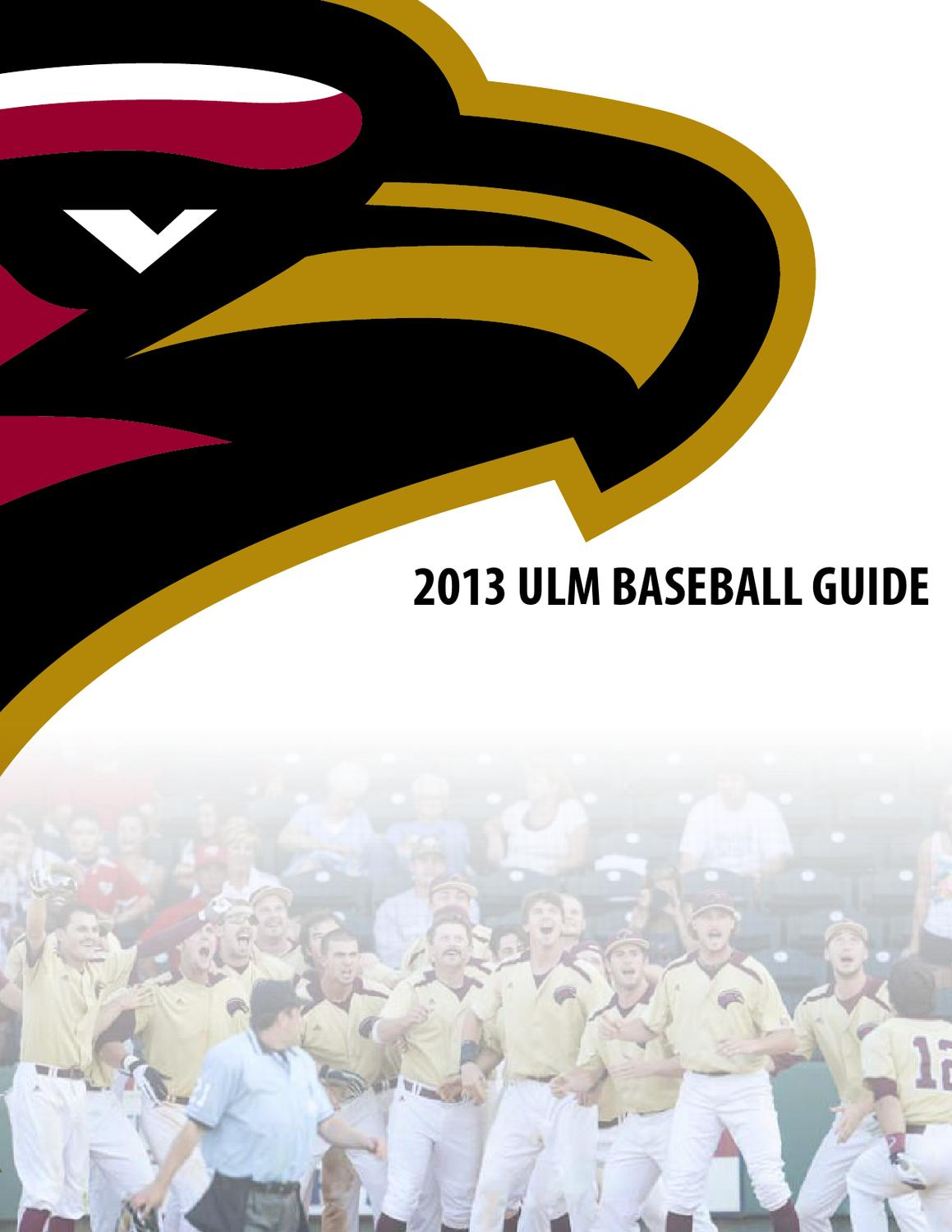 807746291 2013 ULM Baseball Guide by ULM - issuu