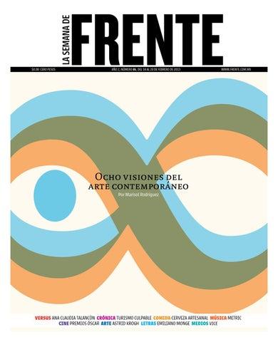 FRENTE N.86 by La semana de Frente - issuu 3fb83ae58c532