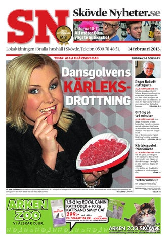 SN 20130214 by Skövde Nyheter - issuu 4f3269a153d7f