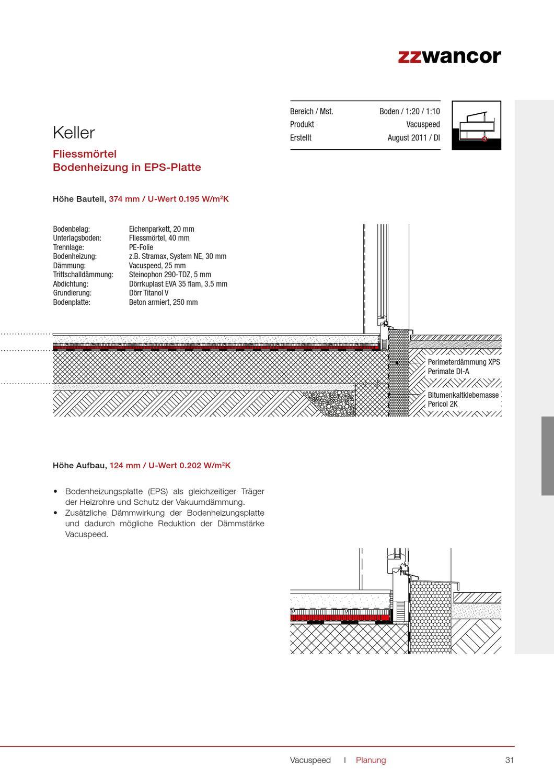 Vakuumdammung Planung Und Ausfuhrung By Wienerberger Ag Issuu