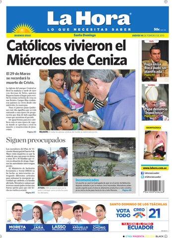 Edición impresa Santo Domingo del 24 de febrero de 2013 by