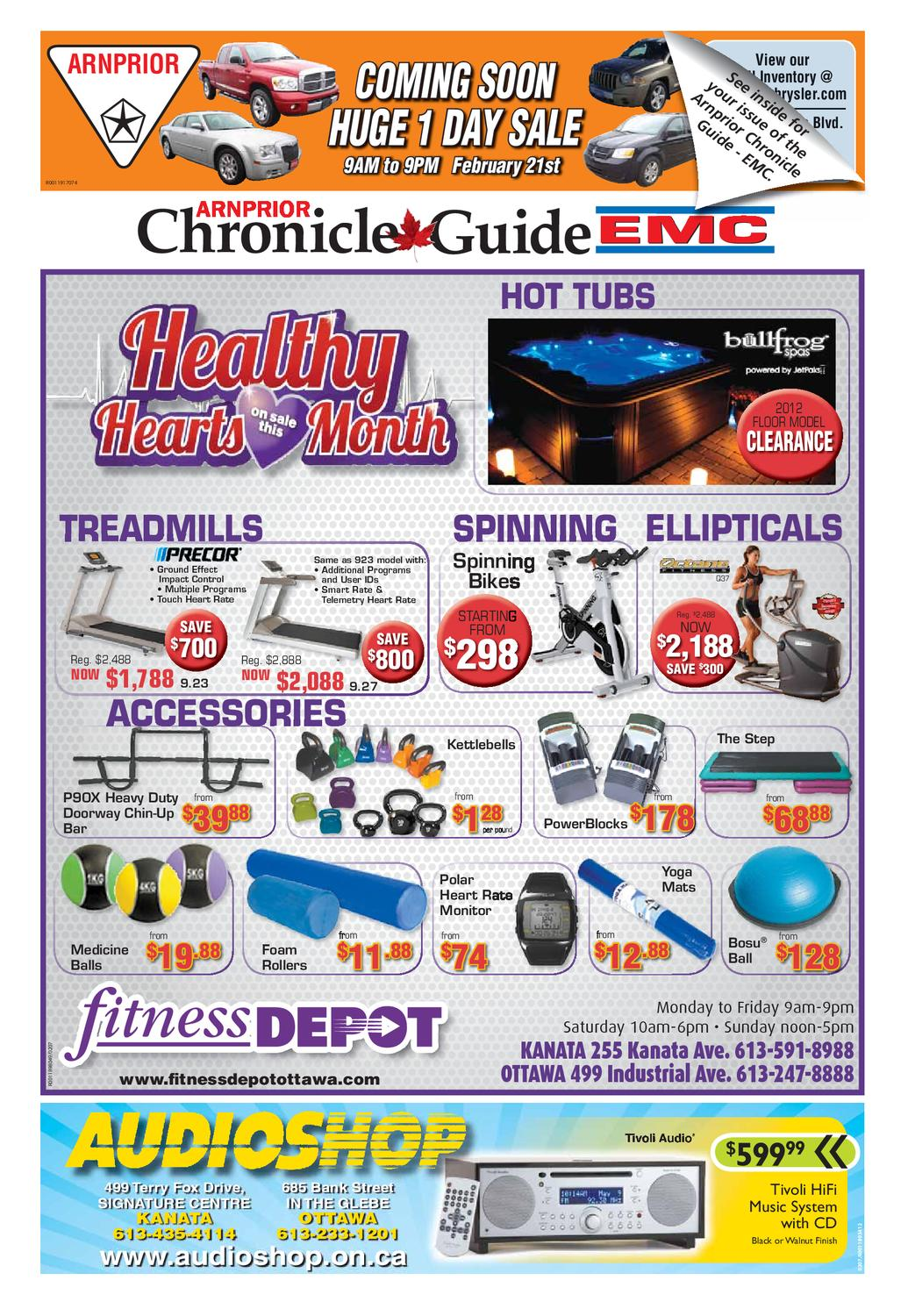 Arnprior Chronicle Guide Emc By Metroland East Arnprior Chronicle