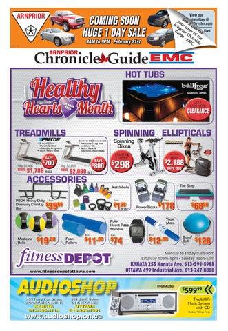 7e5b33f2b908 Arnprior Chronicle Guide EMC by Metroland East - Arnprior Chronicle ...