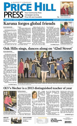 Price Hill Press 021313 By Enquirer Media Issuu