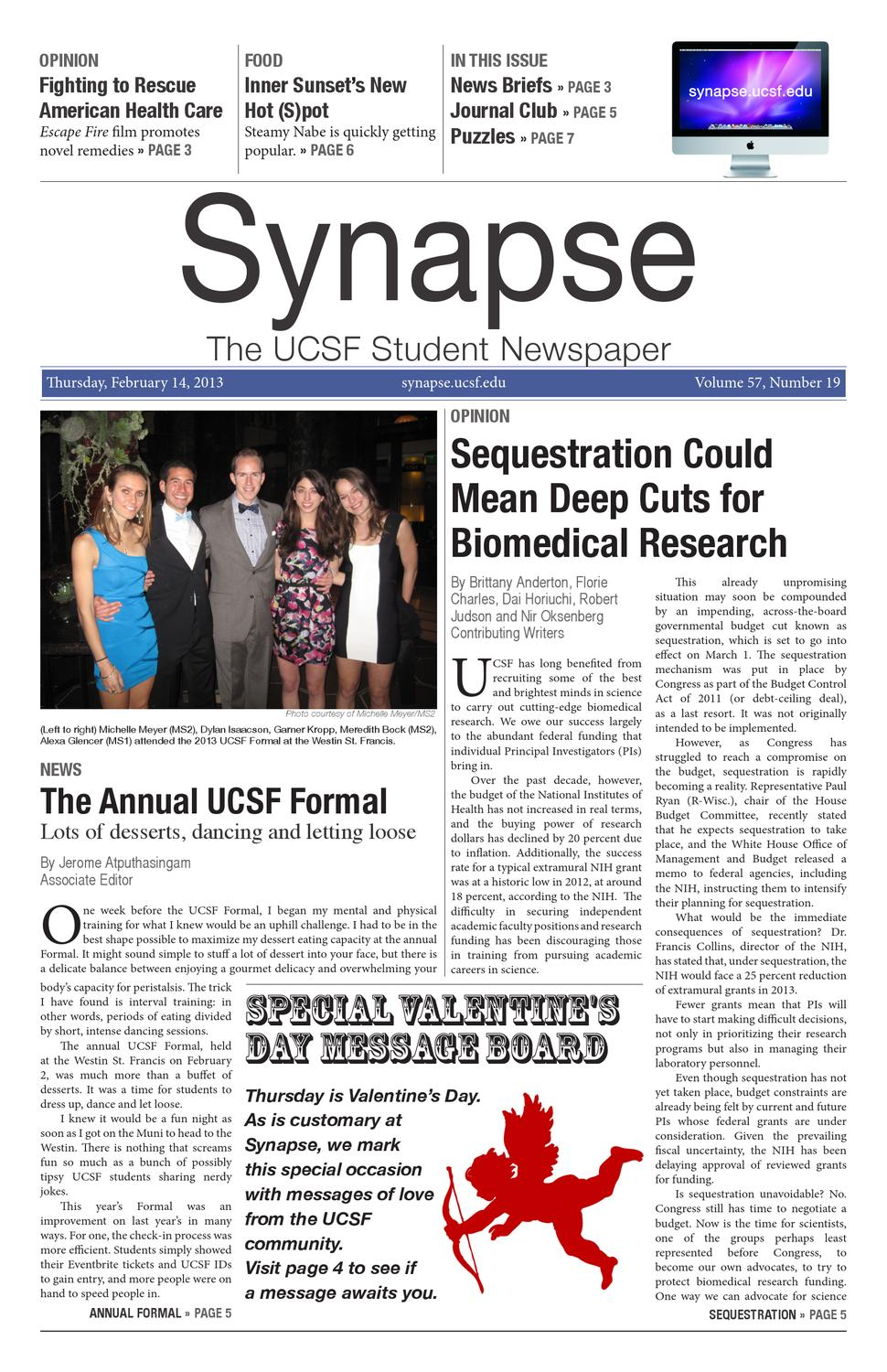 Synapse (02 14 13) by Synapse - issuu