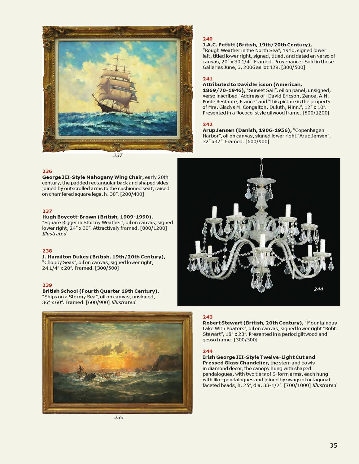 New Orleans Auction Galleries Feb, 2013 Catalogue by New