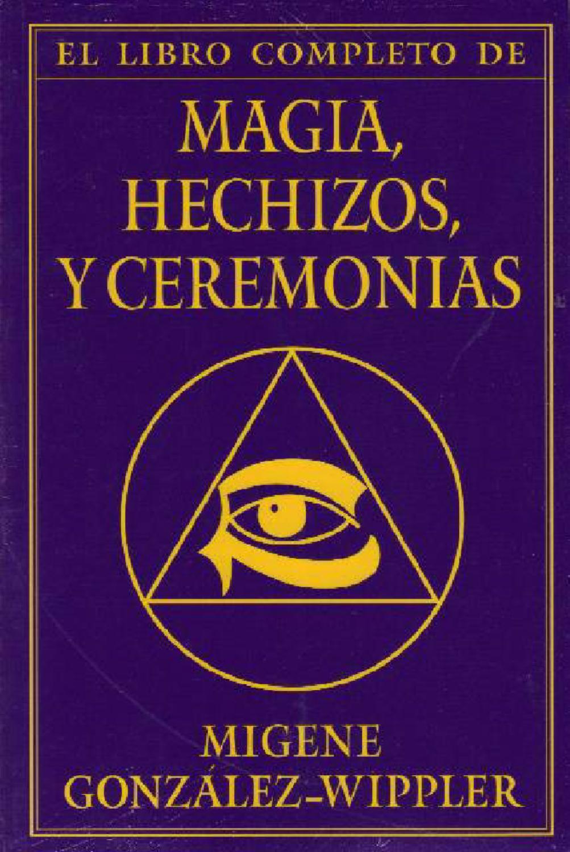 El libro completo de la brujeria de buckland