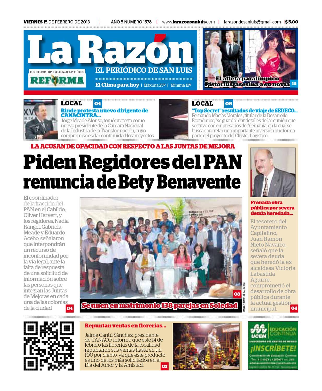 La Razón San Luis By La Razón San Luis Issuu