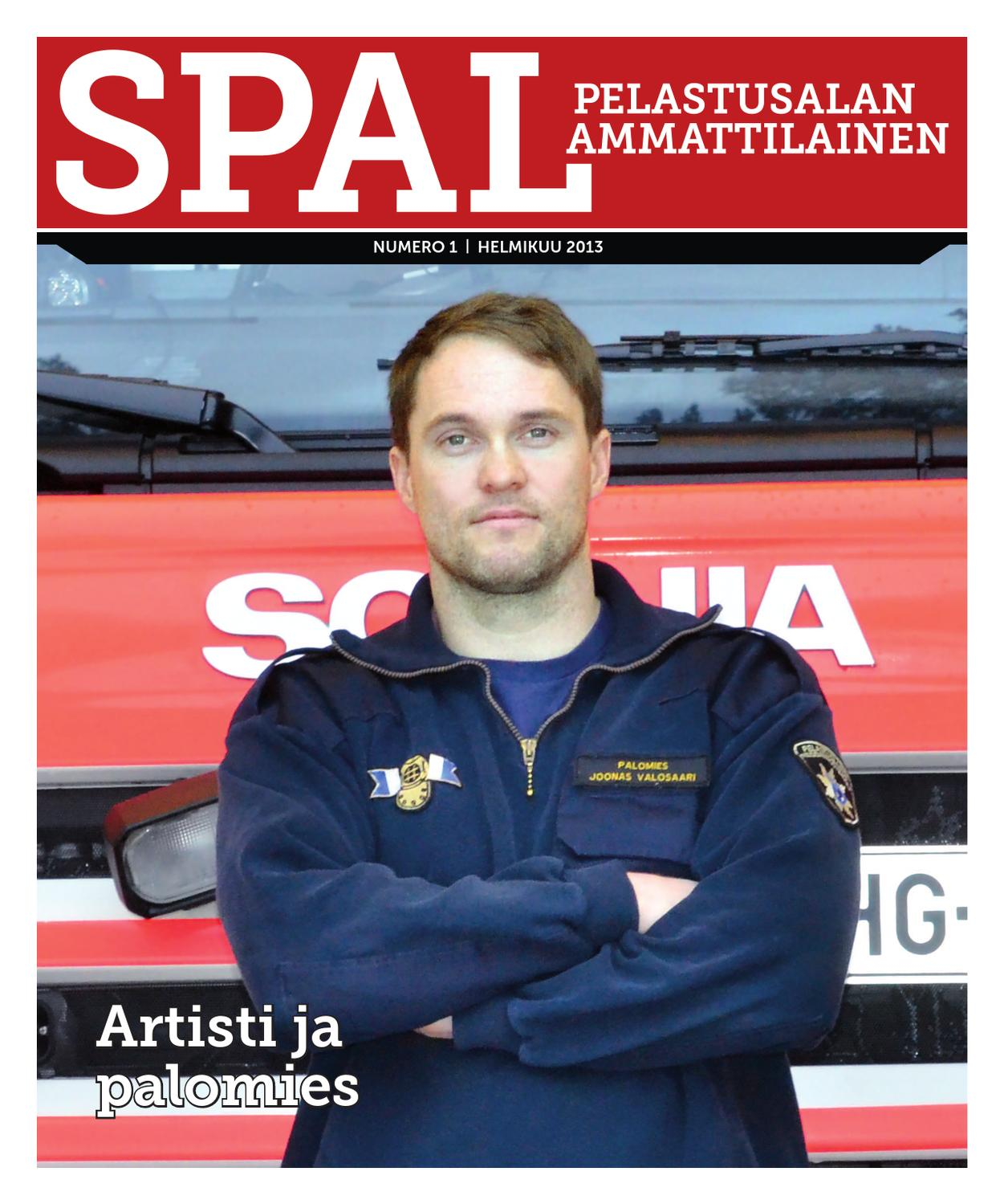 Palomies Palkka
