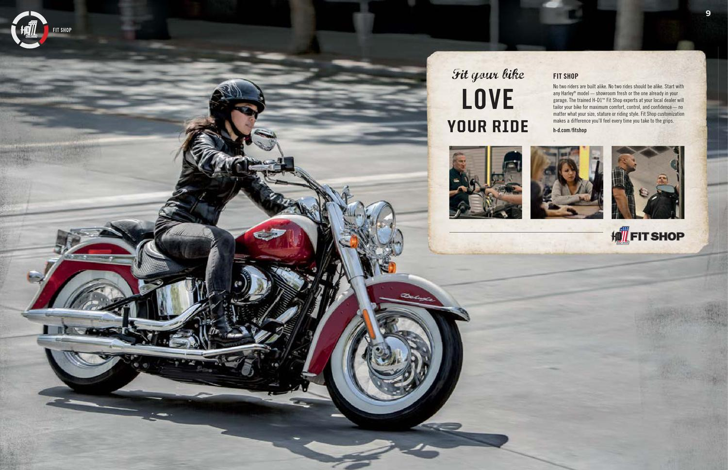 Harley-Davidson Function by ProBike - issuu on
