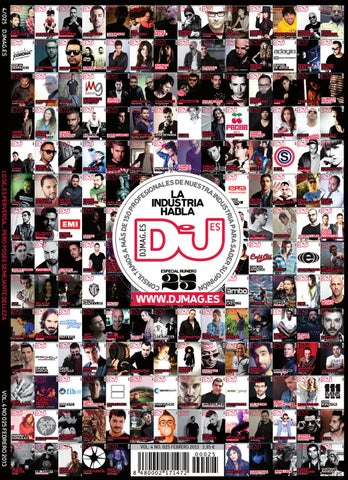 uk availability 6a6a2 d7161 DJ MAG ES 025 by DJ Mag España - issuu