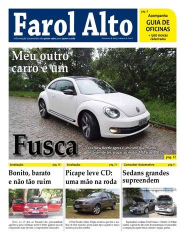 450af877d Jornal Farol Alto - Edição 6 - Fevereiro 2013 by alexandre akashi ...