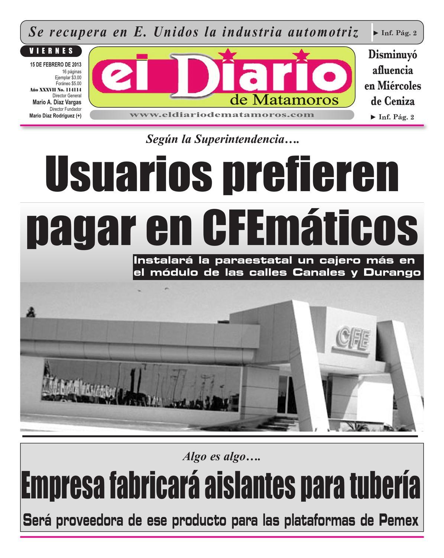El Diario de Matamoros by Mario Diaz - issuu